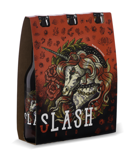 Slash RED Tripack-OMB